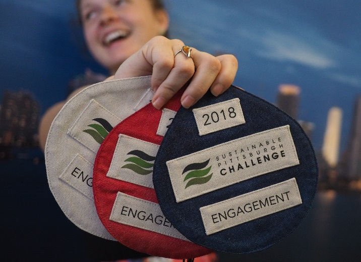 SP engagement ribbons small